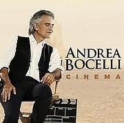 CD image ANDREA BOCELLI / CINEMA