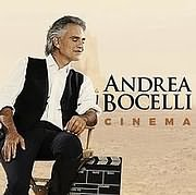 CD image ANDREA BOCELLI / CINEMA (AAA EDITION)