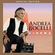 CD + DVD image ANDREA BOCELLI / CINEMA (SPECIAL EDITION) (CD+DVD)