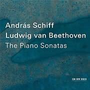 CD image A.SCHIFF - BEETHOVEN / THE PIANO SONATAS - COMPLETE EDITION (11CD)
