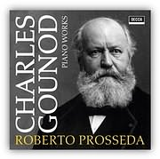 CD image for ROBERTO PROSSEDA / GOUNOD: PIANO WORKS