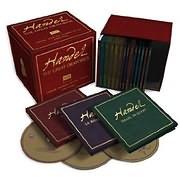 CD image HANDEL / THE GREAT ORATORIOS (42CD)