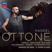 CD image for HANDEL / OTTONE (MAX CENCIC, GEORGE PETROU) (3CD)