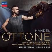 HANDEL / OTTONE (MAX CENCIC, GEORGE PETROU) (3CD)