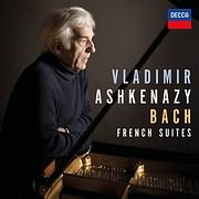 BACH / THE FRENCH SUITES (VLADIMIR ASHKENAZY)
