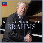 CD image for NELSON FREIRE / BRAHMS