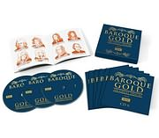 CD image for BAROQUE GOLD: 100 GREAT TRACKS (6CD) - (VARIOUS)