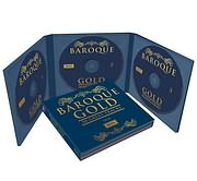 CD image for BAROQUE GOLD: 50 GREAT TRACKS - (VARIOUS) (3 CD)