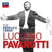 LUCIANO PAVAROTTI / THE PEOPLE S TENOR (2CD)