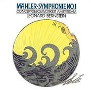 CD Image for LEONARD BERNSTEIN / MAHLER: SYMPHONY NO.1 (LP+CD)