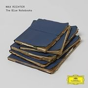 CD Image for MAX RICHTER / THE BLUE NOTEBOOKS (2LP) (VINYL)