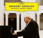 CD + DVD image GRIGORY SOKOLOV / BEETHOVEN - BRAHMS - MOZART (2CD + DVD)