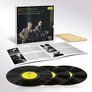 LP image BEETHOVEN / COMPLETE WORKS FOR CELLO AND PIANO (PIERRE FOURNIER, FRIEDRICH GULDA) (3LP) (VINYL)
