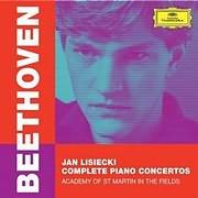 CD image BEETHOVEN / COMPLETE PIANO CONCERTOS (JAN LISIECKI) (3CD)