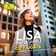 CD image for LISA BATIASHVILI / CITY LIGHTS