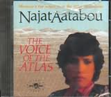 CD image NAJAT AATABOU / MOROCCO - THE VOICE OF THE ATLAS