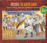 CD image MUZSIKAS / THE BARTOK ALBUM
