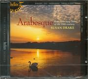 CD image ARABESQUE / ROMANTIC HARPS MUSIC OF THE 19th CENTURY - SUSAN DRAKE