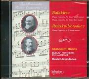 BALAKIREV / <br>PIANO CONCERTO N 1 - 2 / <br>RIMSKY - KORSAKOV / <br>PIANO CONCERTO IN C