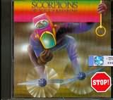 CD image SCORPIONS / FLY TO THE RAINBOW