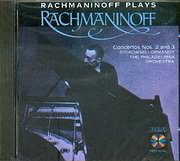 CD image RACHMANINOFF RACHMANINOFF / CONCERTOS N 2 AND 3 - STOKOWSKI - ORMANDY - THE PHILADELPHIA ORCHESTRA