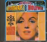 CD image THE VOICE SONGS AND FILMS OF MARILYN - (OST)