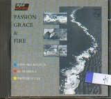 CD image PACO DE LUCIA / AL DI MEOLA / PASSION GRACE AND FIRE