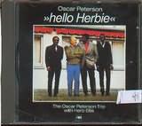 CD image OSCAR PETERSON / HELLO HERBIE