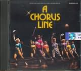 CD image A CHORUS LINE - (OST)