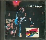 CD image CREAM / LIVE