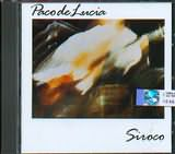 CD image PACO DE LUCIA / SIROCO