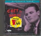 CD image CHET BAKER - CHET IN PARIS