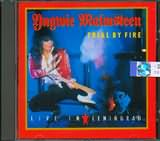CD image YNGWIE J.MALMSTEEN / TRIAL BY FIRE / LIVE IN LENINGRAD