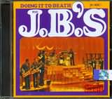 CD image J.B. S / DOING IT TO DEATH