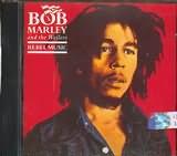 CD image BOB MARLEY AND WAILERS / REBEL MUSIC