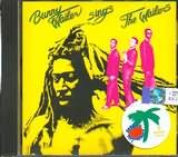 CD image BUNNY WAILER / SING THE WAILERS
