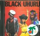CD image BLACK UHURU / RED