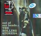 ROLLING STONES / <br>OUT OF OUR HEADS (UK VERSION)