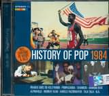 CD image HISTORY OF POP 1984 - (VARIOUS)