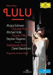 CD image for ALBAN BERG - LULU - (DVD)