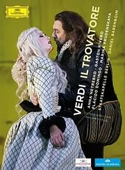 CD image for BLU - RAY / VERDI - IL TROVATORE (ANNA NETREBKO, PLACIDO DOMINGO, GASTON RIVERO, MARINA PRUDENSKAYA)