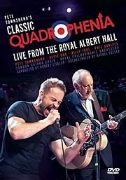 DVD image PETE TOWNSHEND / CLASSIC QUADROPHENIA LIVE FROM THE ROYAL ALBERT HALL - (DVD)