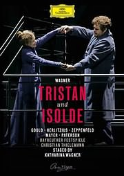 WAGNER: TRISTAN AND ISOLDE (BAYREUTH FESTIVAL ORCHESTRA) - (DVD)