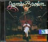 CD image JAMES BROWN / THE ORIGINAL DISCO MAN