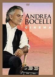 ANDREA BOCELLI / CINEMA - (DVD)