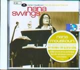 CD image ΝΑΝΑ ΜΟΥΣΧΟΥΡΗ / NANA SWINGS