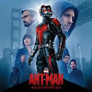 CD image ANT - MAN (CHRISTOPHER BECK) - (OST)