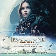 CD Image for ROGUE ONE: A STAR WARS STORY (2LP) (VINYL) (VINYL) - (OST)