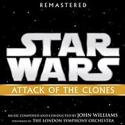 CD image for STAR WARS: ATTACK OF THE CLONES (JOHN WILLIAMS) - (OST)
