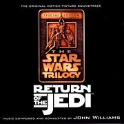 CD image for STAR WARS: RETURN OF THE JEDI (JOHN WILLIAMS) - (OST)